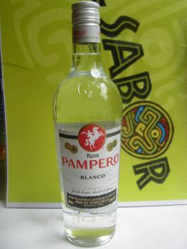 Pampero blanco 7 dl