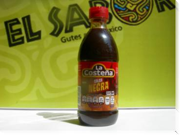 Salsa Negra La Costeña 360 ml