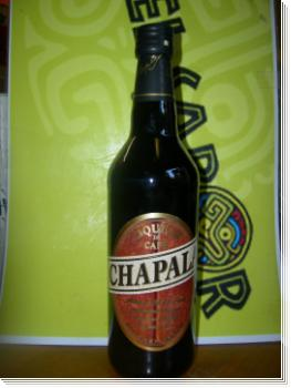 Chapala Licor de Tequila y Cafe 7 dl