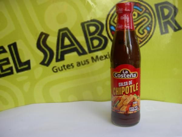 Salsa Chipotle La Costeña 140 ml