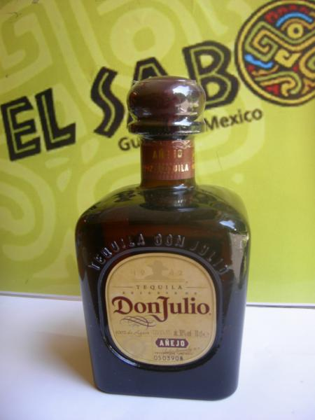 Don Julio añejo 7 dl